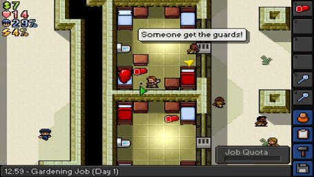 The Escapists 0