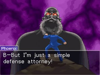 Phoenix Wright: Ace Attorney ? Justice for All 0