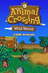 Animal Crossing: Wild World 0