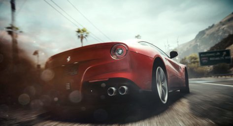 Need for Speed Rivals 0