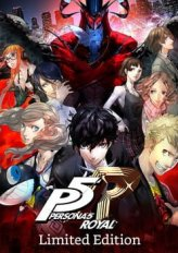 Persona 5 Royal Limited Edition