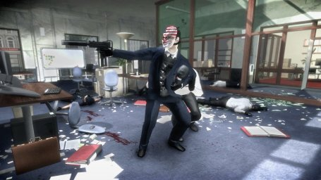 Payday: The Heist 2