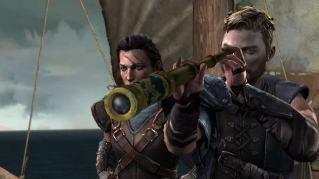 Game of Thrones: A Telltale Games Series - Episode 5: A Nest of Vipers 1