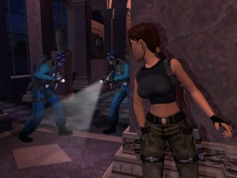 Tomb Raider: The Angel of Darkness 4
