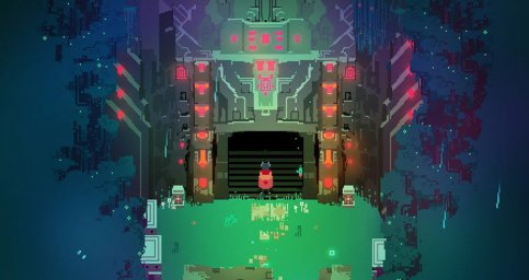 Hyper Light Drifter 1