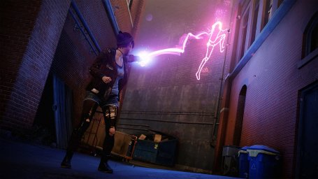 Infamous: First Light 2