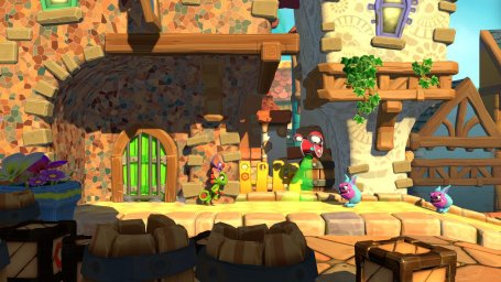 Yooka-Laylee and the Impossible Lair 2