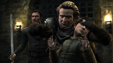 Game of Thrones: A Telltale Games Series - Episode 4: Sons of Winter 1