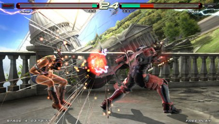 Tekken 6: Bloodline Rebellion