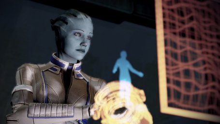 Mass Effect 2: Lair of the Shadow Broker 1