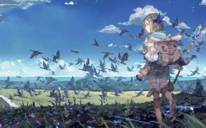 Atelier Firis: The Alchemist and the Mysterious Journey 0