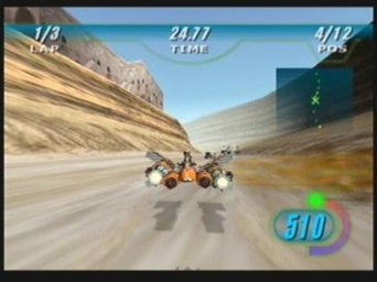 Star Wars: Episode I - Racer 2