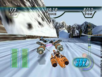 Star Wars: Episode I - Racer 1