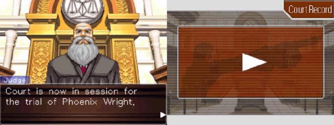 Phoenix Wright: Ace Attorney ? Trials and Tribulations 0