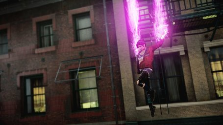 Infamous: First Light 0