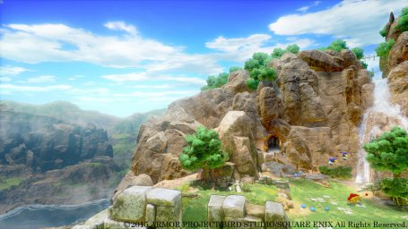 Dragon Quest XI: Echoes of an Elusive Age 1