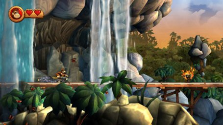 Donkey Kong Country Returns 0