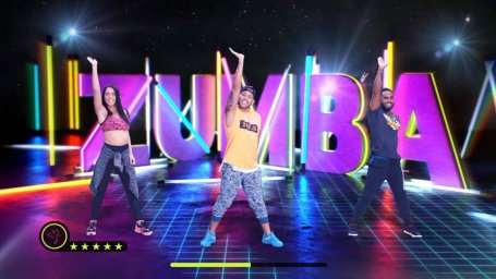 Zumba: Burn it Up! 4