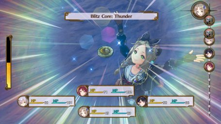 Atelier Firis: The Alchemist and the Mysterious Journey 1