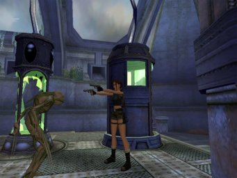 Tomb Raider: The Angel of Darkness 3