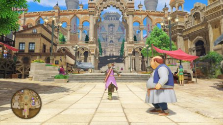 Dragon Quest XI: Echoes of an Elusive Age 3