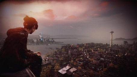Infamous: First Light 3