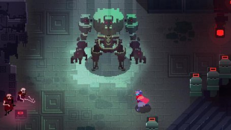 Hyper Light Drifter 0