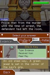 Phoenix Wright: Ace Attorney ? Justice for All 1