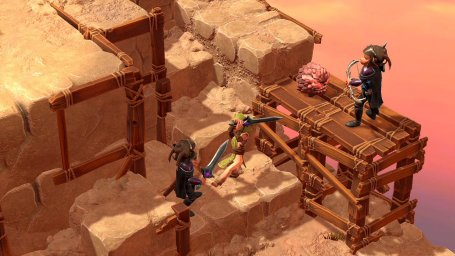 The Dark Crystal: Age of Resistance Tactics 4