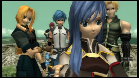 Star Ocean: Till the End of Time 4