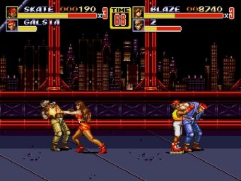 Streets of Rage 2 4