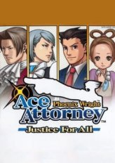 Phoenix Wright: Ace Attorney ? Justice for All