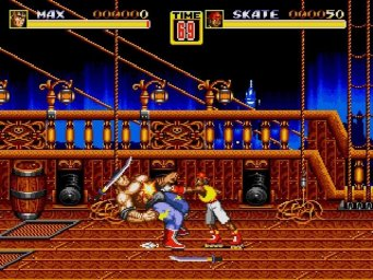 Streets of Rage 2 3