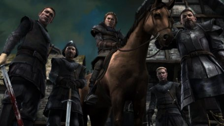 Game of Thrones: A Telltale Games Series - Episode 5: A Nest of Vipers 0