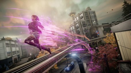Infamous: First Light 1
