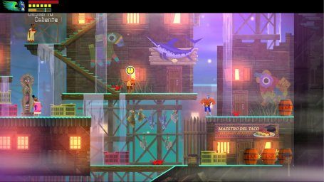 Guacamelee! Super Turbo Championship Edition 3