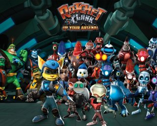 Ratchet & Clank: Up Your Arsenal 0