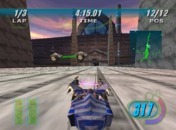 Star Wars: Episode I - Racer 3